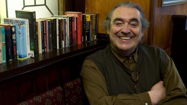 El artista argentino Alberto Cortez