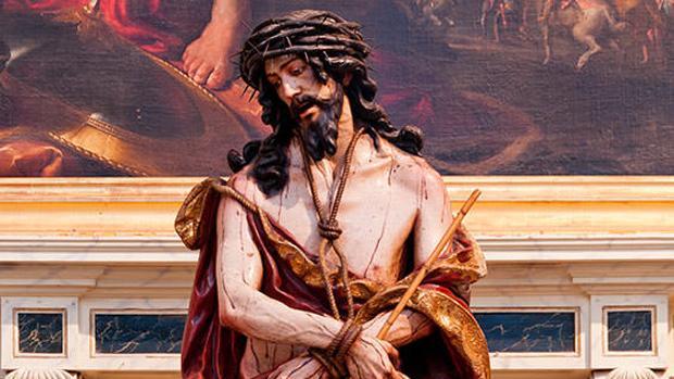 «Ecce Homo» de La Roldana en la catedral de Cádiz