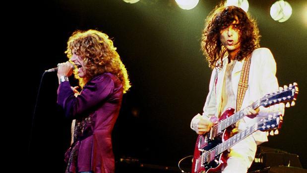 Jimmy Page, el dios de la guitarra al desnudo