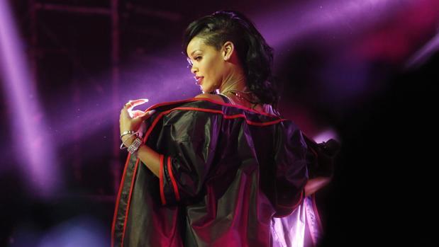 Nadie ha logrado más «números uno» en lo que va de siglo en EE. UU. que Rihanna
