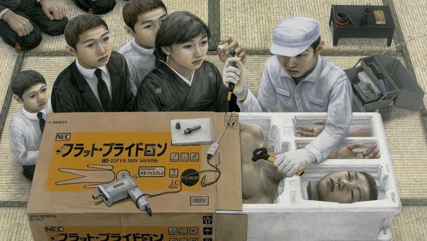 «Retirado» (1998), de Tetsuya Ishida