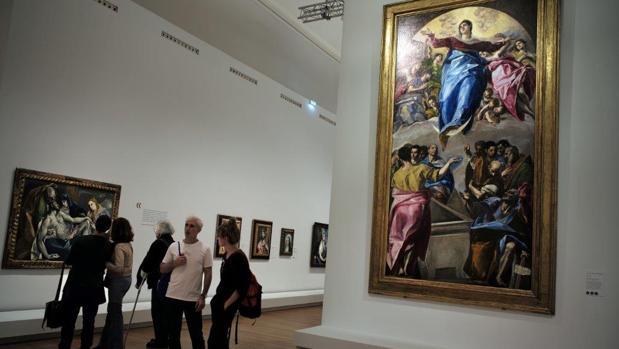 París entona un «mea culpa» por El Greco