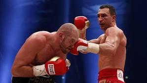 Tyson Fury, nuevo campeón de los pesos pesados