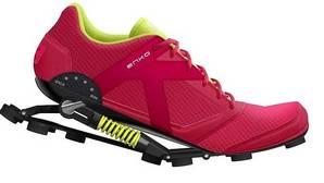 La zapatilla con muelles que aspira a revolucionar el «running»