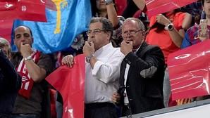 La Audiencia Nacional no ve delito en la pitada al himno en la final de Copa