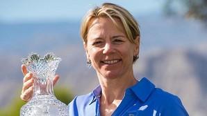 El último desafío de la reina del golf