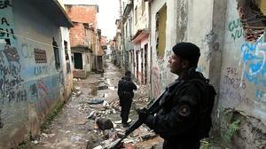 Terror en las favelas de Río a cien días de los Juegos