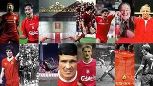 El Liverpool, una leyenda de rojo