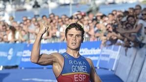 Gómez Noya gana su cuarto Europeo