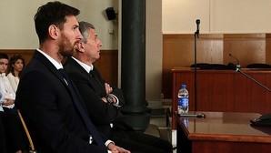 Messi: «Yo me dedicaba a jugar al fútbol»
