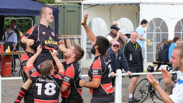 Rugby:  En el rugby hay sitio para todo el mundo