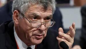 Villar anuncia su candidatura a la presidencia UEFA