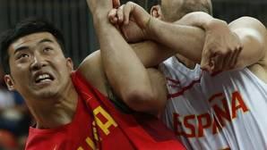Un tiroteo entre delicuentes atrapa en medio a la delegación olímpica china de baloncesto