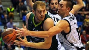 El Betis Energía Plus ficha al pívot croata Luka Zoric