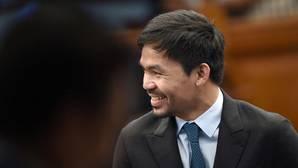 Manny Pacquiao anuncia su regreso