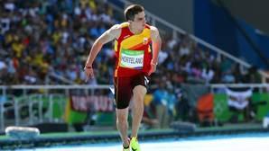 Bruno Hortelano, mejor que Bolt