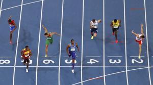 Ortega, una plata para rescatar al atletismo español