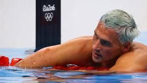 El supuesto atraco a los nadadores de EE.UU. pudo ser el invento de una borrachera