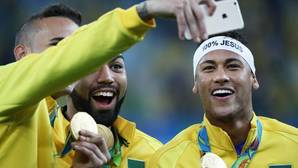 Neymar: «Ahora me van a tener que tragar»