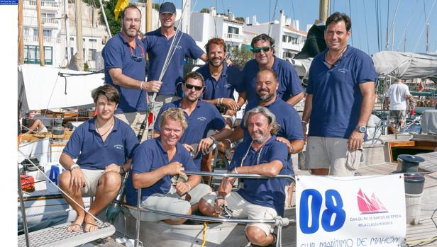Álex Pella, de la vela océanica extrema a la navegación en un clásico