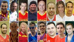 Dieciséis deportistas andaluces participarán en los Juegos Paralímpicos de Río 2016