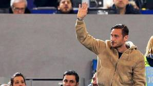 La estremecedora carta de despedida de Francesco Totti