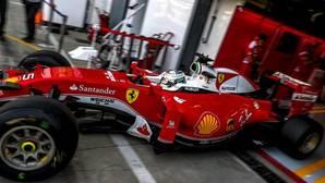 Ferrari se estanca