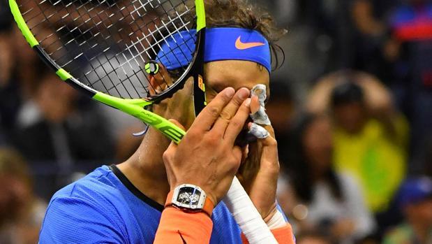 US Open:  Nadal: «Todavía me quedan un par de años buenos»