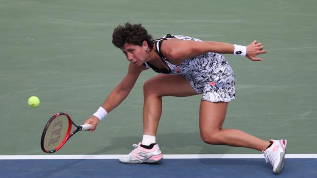 US Open:  Carla Suárez deja el torneo sin españoles