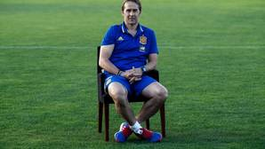 Lopetegui: «Soy muy intenso»