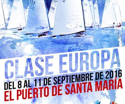 El Campeonato de España de la clase Europe se decide en Cádiz