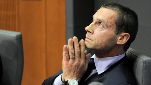El esloveno Alekxander Ceferin, el gran favorito para presidir la UEFA