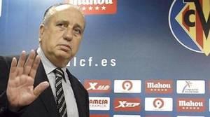 Roig: «No dudo de la honradez de Marcelino»