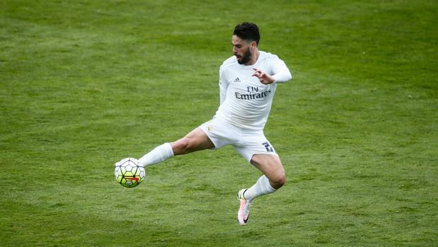 Real Madrid:  Isco, el jugador con más partidos de blanco desde la 2013-2014