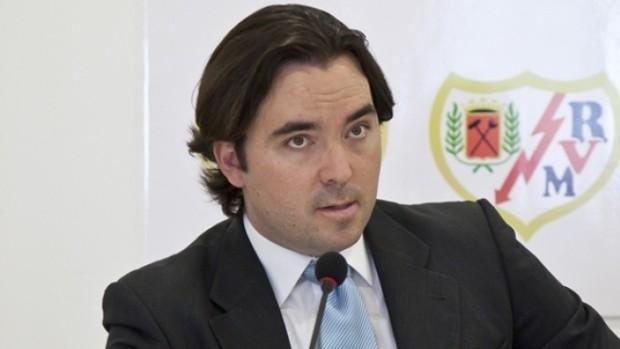 El presidente del Rayo matiza sus palabras sobre Marcelino