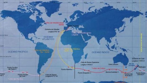 A dos meses de la salida de la Vendée Globe