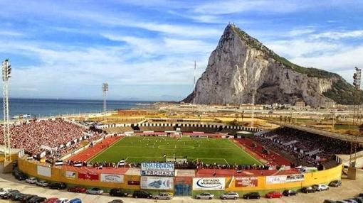 Estadio Municial, donde juega sus partidos La Balona