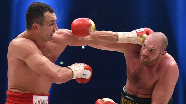 La revancha entre Fury y Klitschko será el 29 de octubre en Manchester