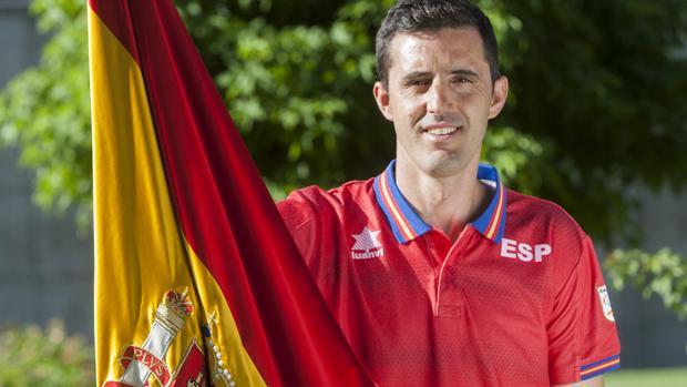José Manuel Ruiz será el abnderado español en Río