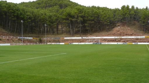 La Salera, el estadio del Náxara