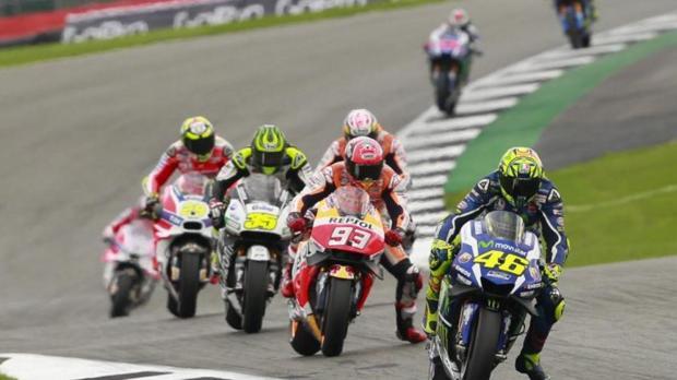 MotoGP:  Horarios y TV del GP de San Marino en Misano