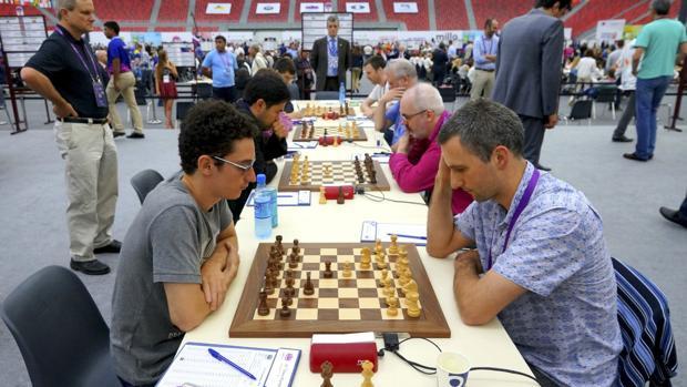Una imagen del torneo