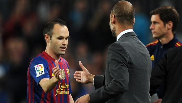 El momento en que Iniesta cambió la carrera de Guardiola