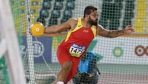 La primera medalla española es para Kim López