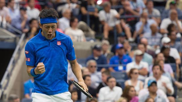 Nishikori avanza a semifinales del US Open tras vencer a Murray