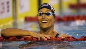 Teresa Perales, la sonrisa de la piscina
