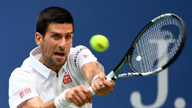US Open:  Djokovic supera a Monfils y jugará su séptima final del US Open