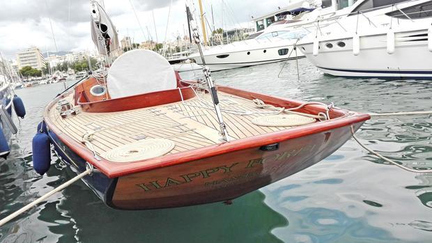 El astillero del barco de James Bond estrena su Copa en el Náutico de Palma