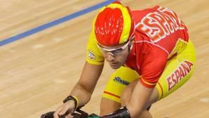 Alfonso Cabello consigue el bronce en el velódromo y la tercera medalla para España
