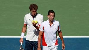 Carreño y García López no pueden conquistar el US Open